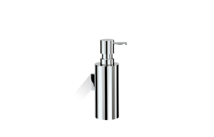 BAR soap dispenser wall mounted chrome