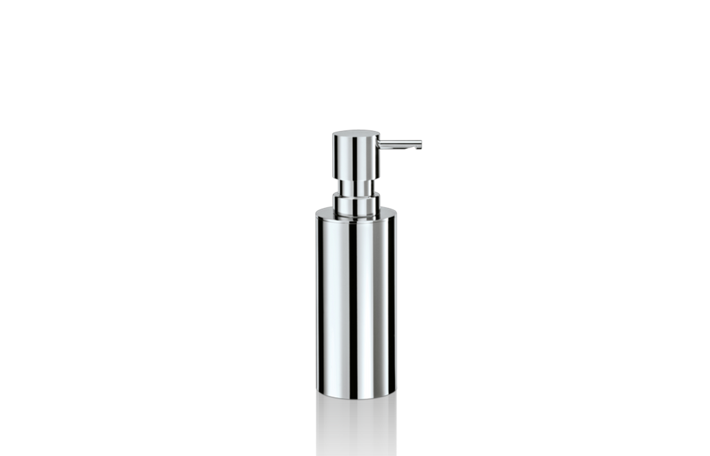 BAR soap dispenser free standing chrome