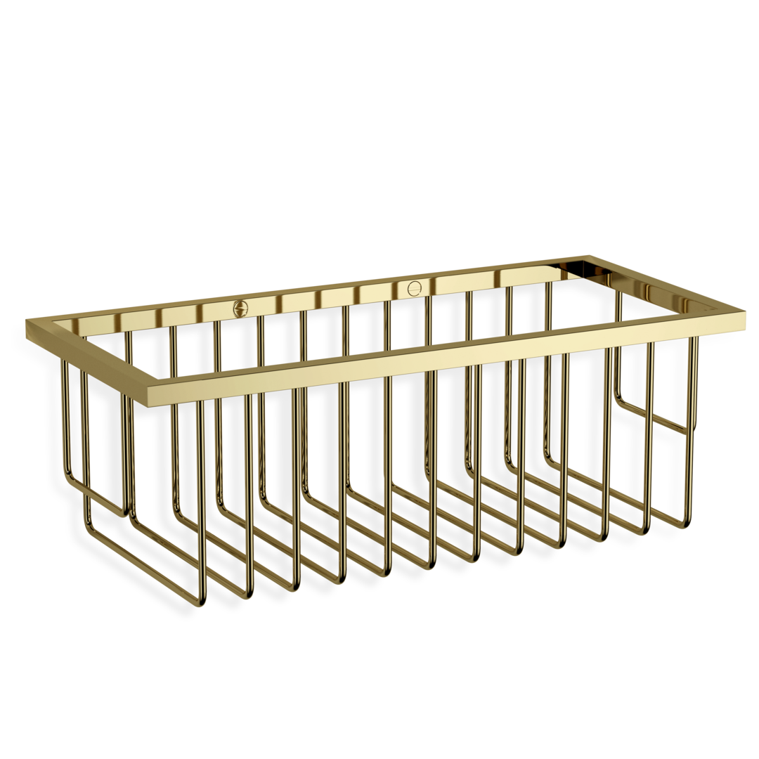 Shower Basket WA WND1 - Gold