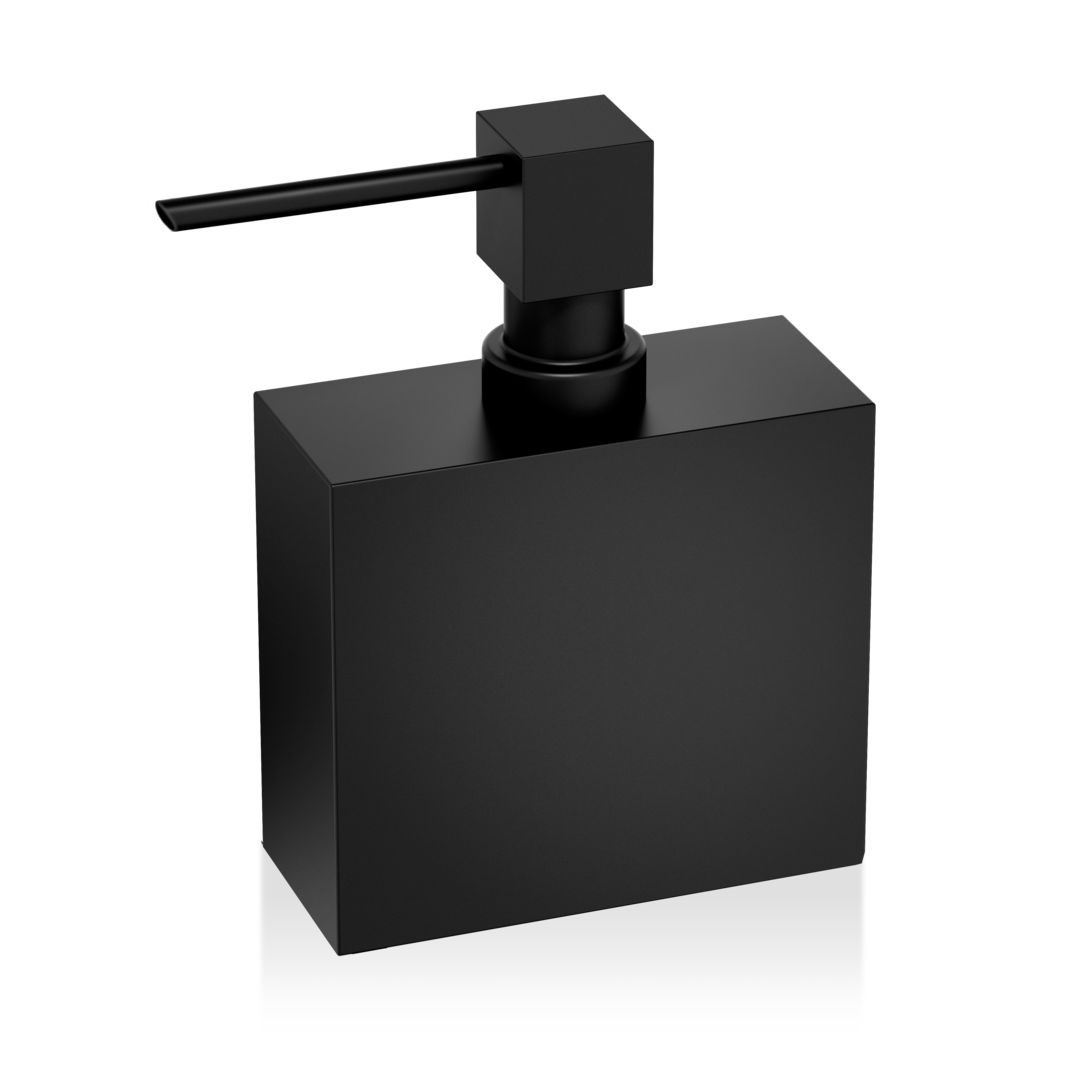 Soap Dispenser DW470 Matte Black