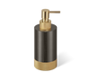 Soap dispenser Club SSP1 dark bronze / matte gold