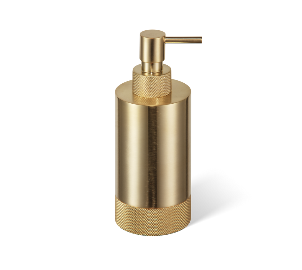 Soap dispenser Club SSP1 matt gold