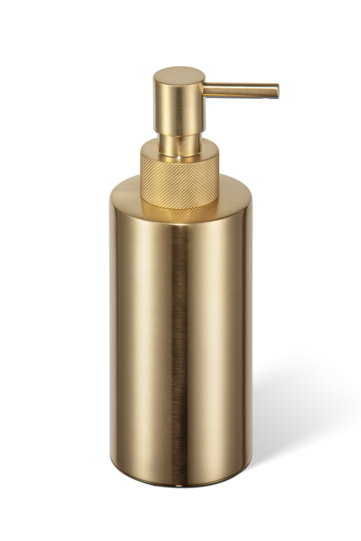 Soap dispenser Club SSP3 matte gold