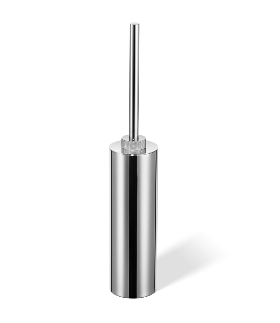 Toilet Brush Set Club SBG Free Standing - Chrome