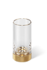 Tumbler - Toothbrush Holder Club SMG Glass - Gold