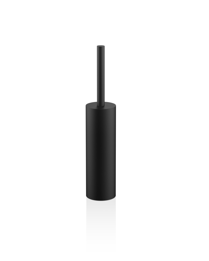 BAR toilet brush set free standing Black Matte