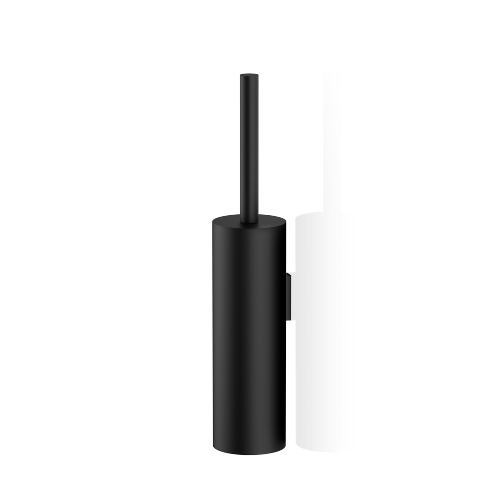 BAR toiletbrush set wall mounted Matte Black