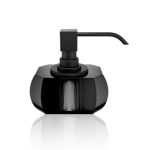 Kristal Soap Dispenser - Black