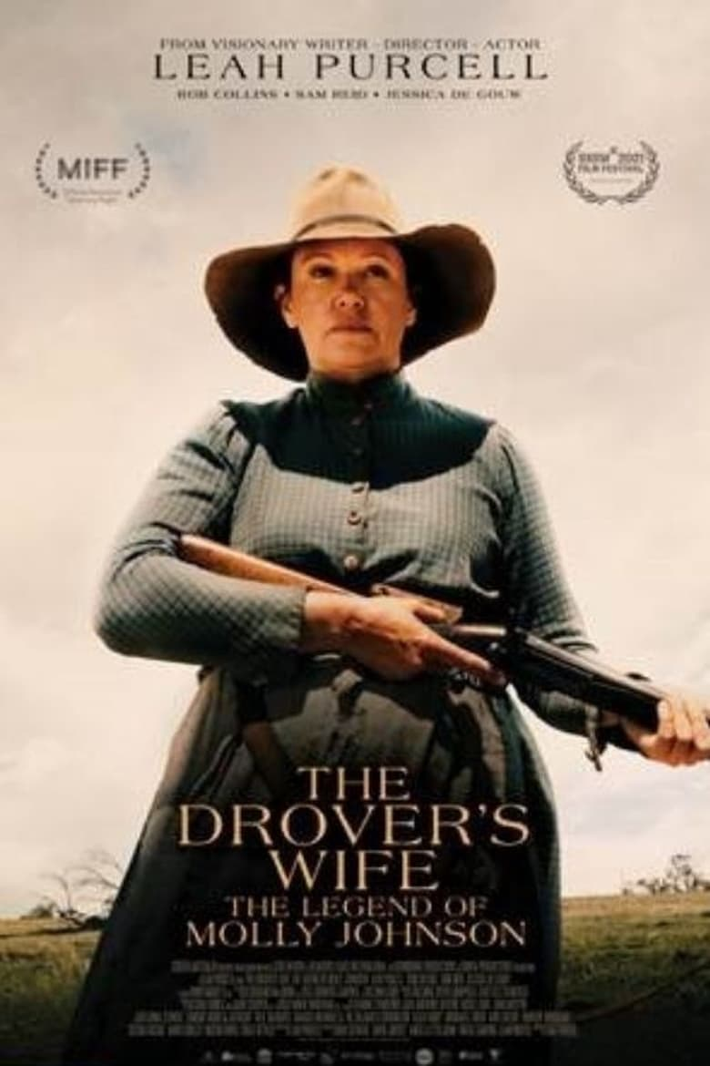 drovers wife movie poster