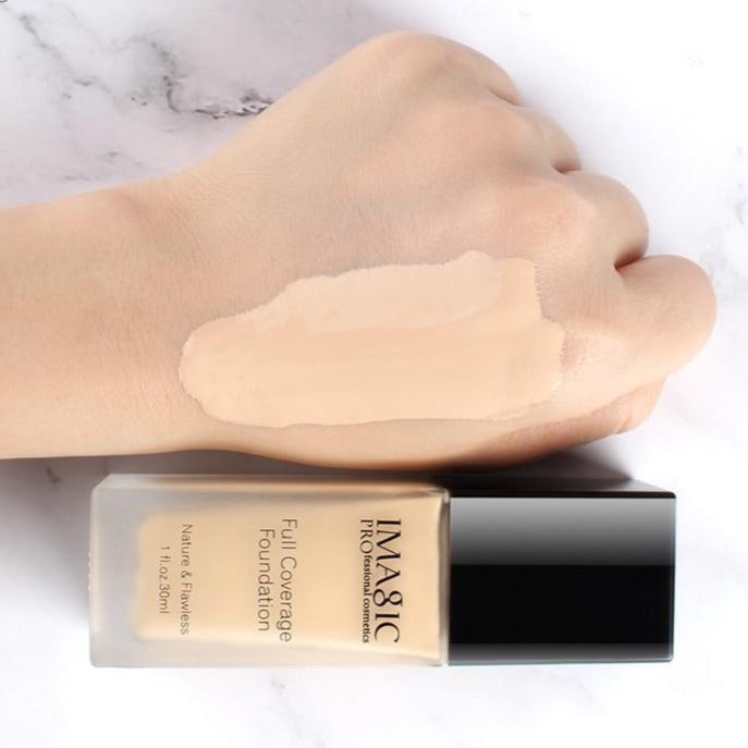 Face Liquid Foundation