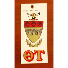 Coat of Arms Sticker - Non-Adhesive