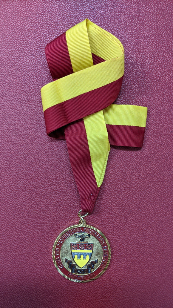 Graduation Medallion