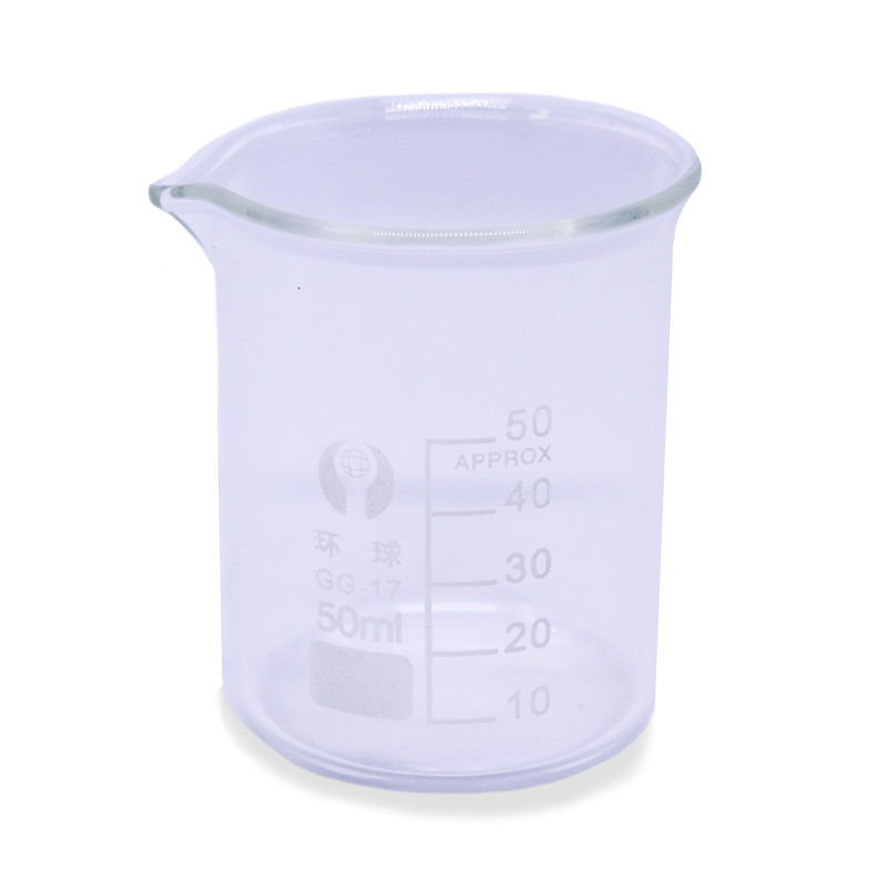 50ml Glass Measuring Cup