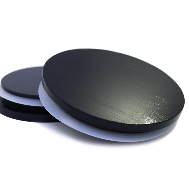 Bamboo Lids - Large - Gloss Black