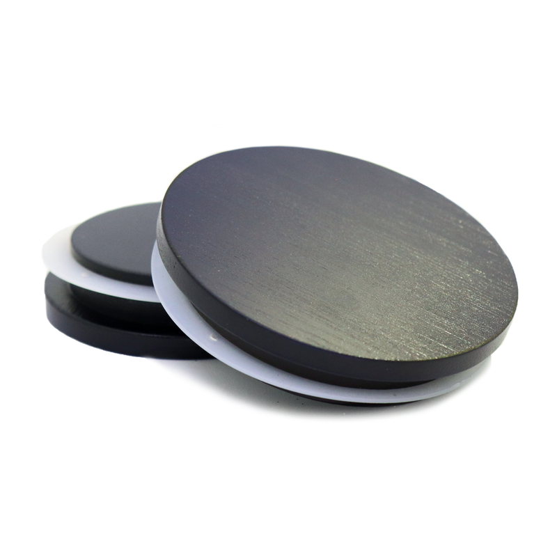 Bamboo Lids - Medium - Gloss Black