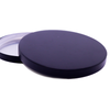 NQR Stainless Steel Lids - Large - Matte Black