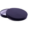 Stainless Steel Lids - Medium - Matte Black