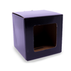 Regent Gift Box - Large - Black - with Window