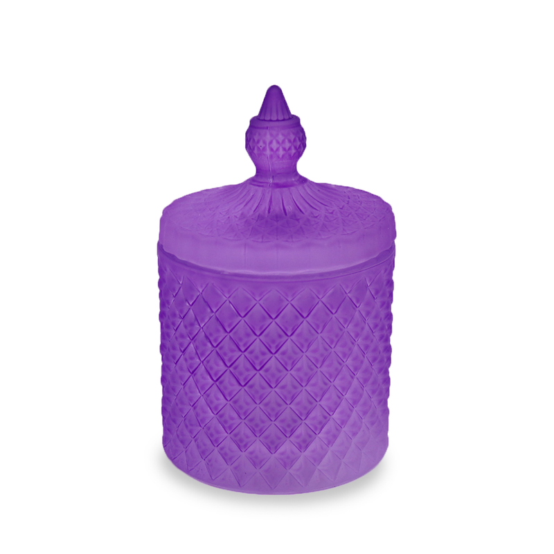 Windsor Carousel with lid - Lilac - Medium