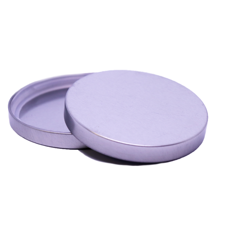 Stainless Steel Lids - Small - Silver