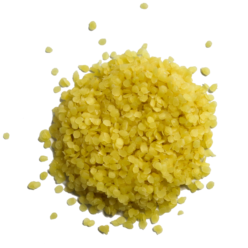 Bees wax Yellow Pellets
