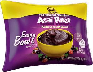 Açaí Purée with Guaraná
