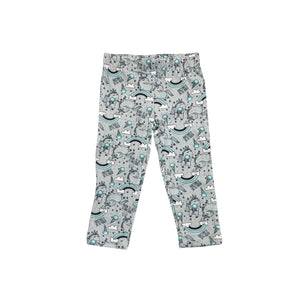 My Destiny Infant Girl Plush Legging Set