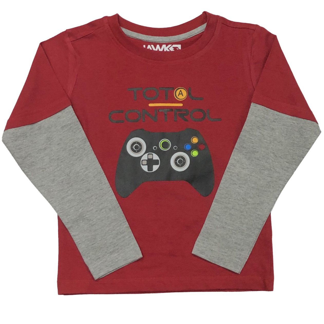 Boys Tony Hawk Hang Down L/S Graphic Top