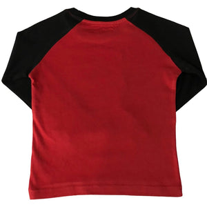 Boys PANYC L/S Raglan Top
