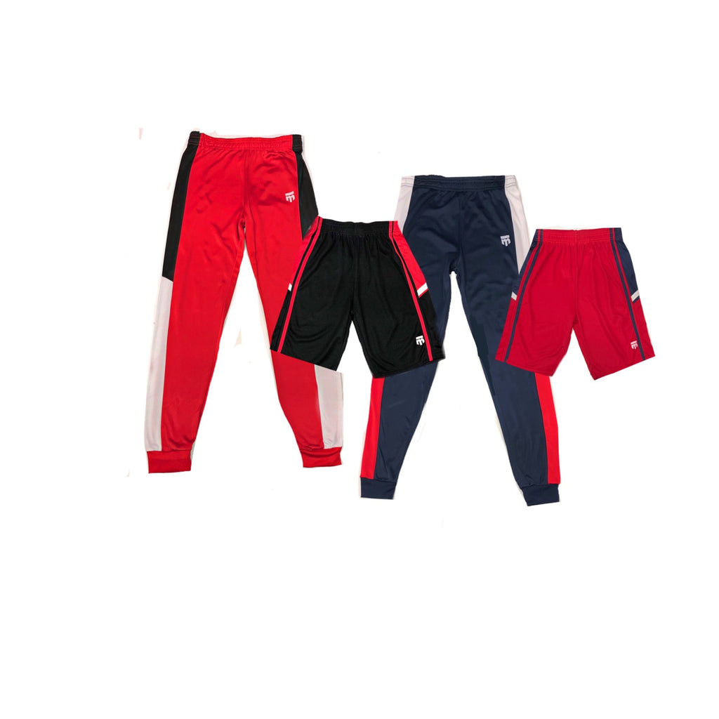 Mongoose Tricot Short and Jogger Set