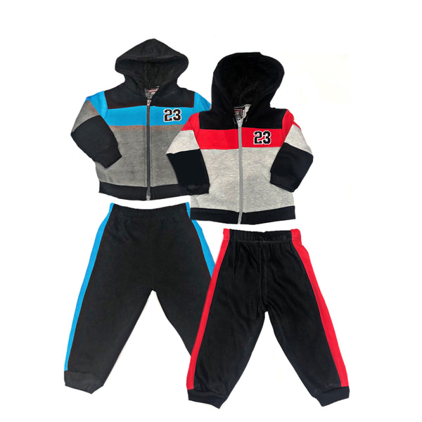 Quad Seven Infant  2 Piece Jogger Set
