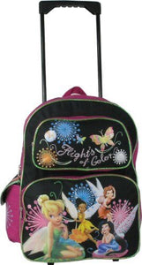 Tinkerbell Rolling Backpack
