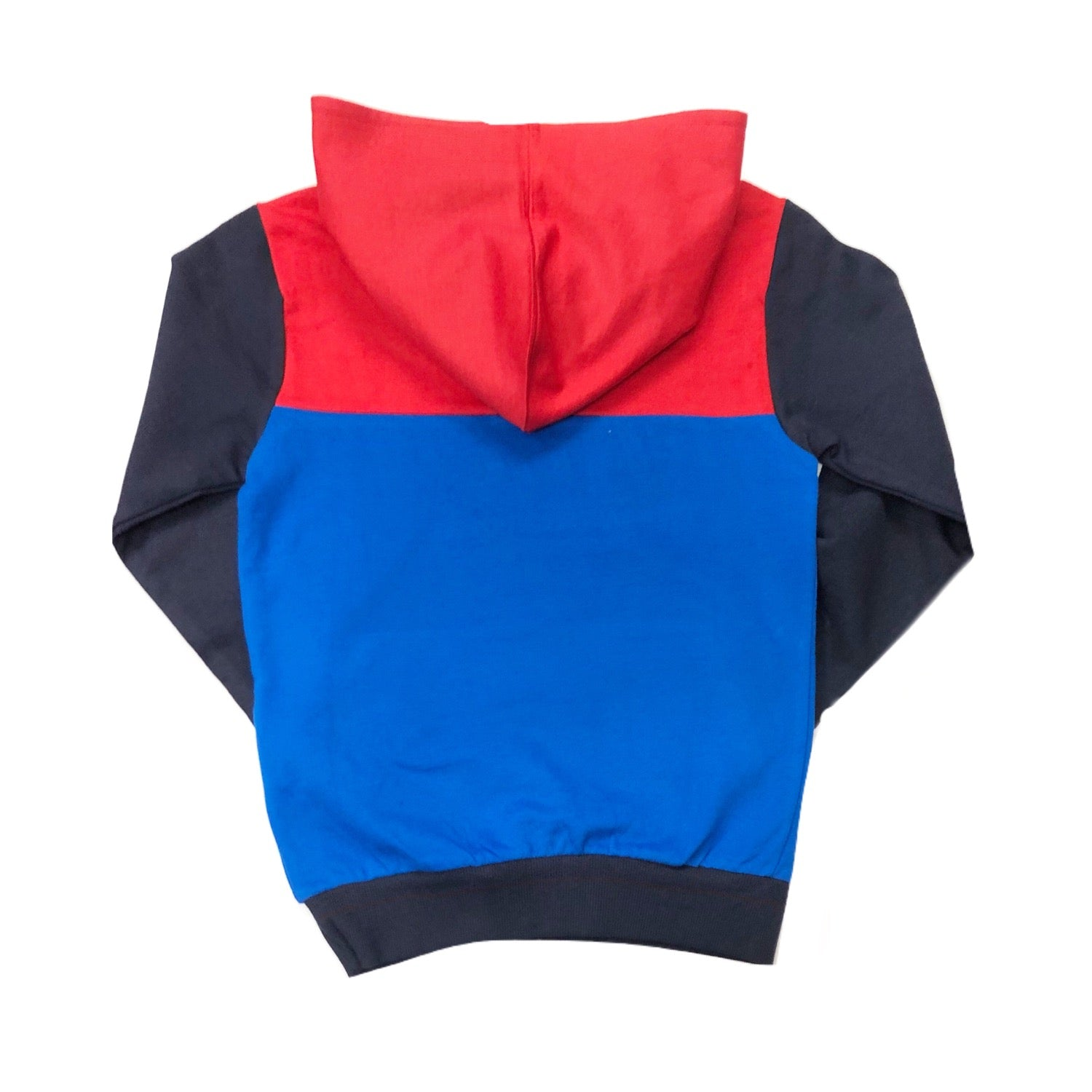 Parish Nation - Color Block Pullover Hoodie