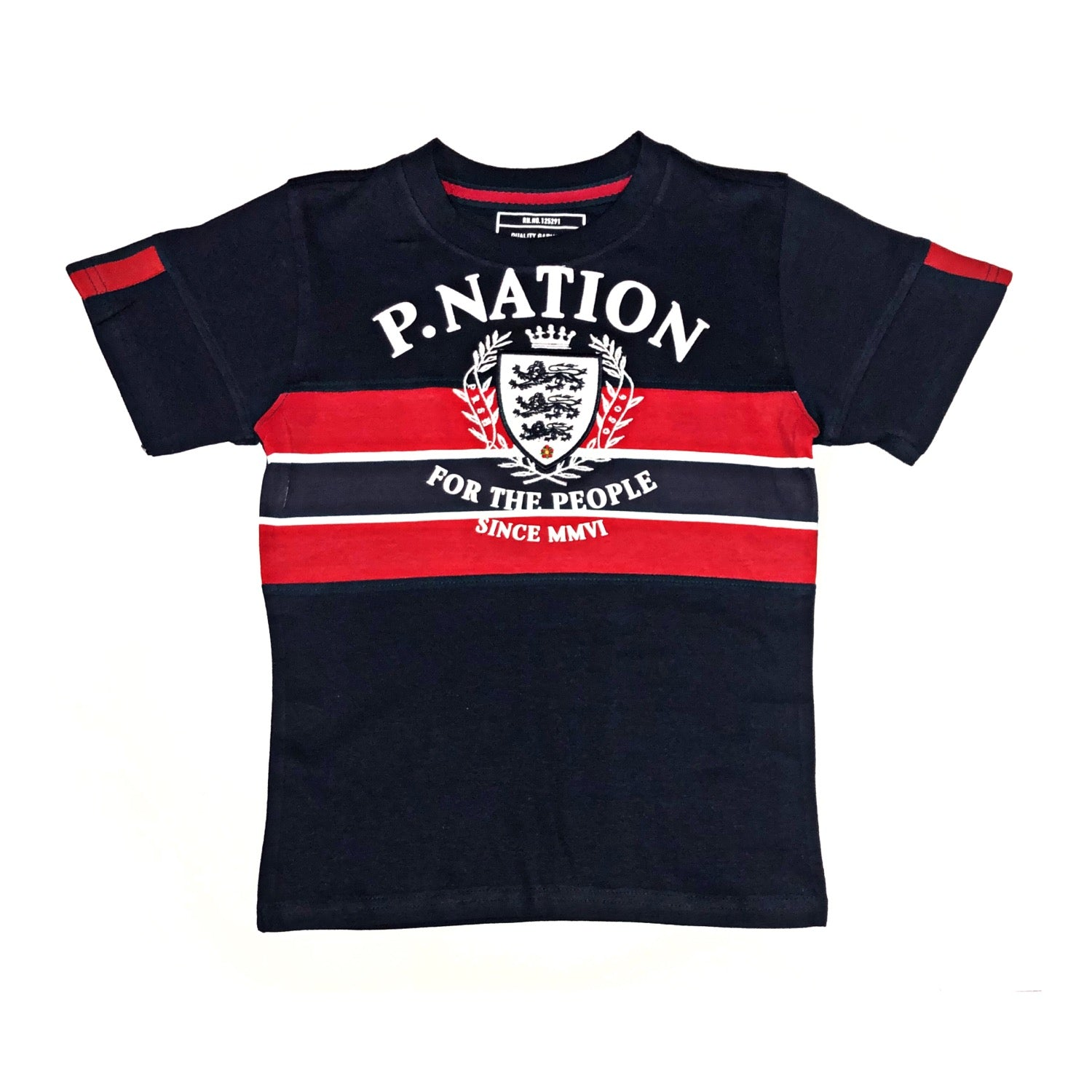 Parish Nation - For The People Graphic Top