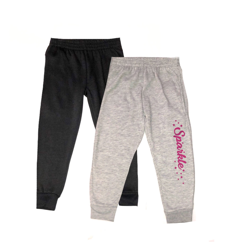 Real Love 2 Pack Fleece Joggers