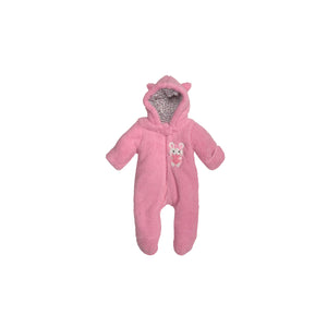 Duck Duck Goose Infant Girls Hooded Pram