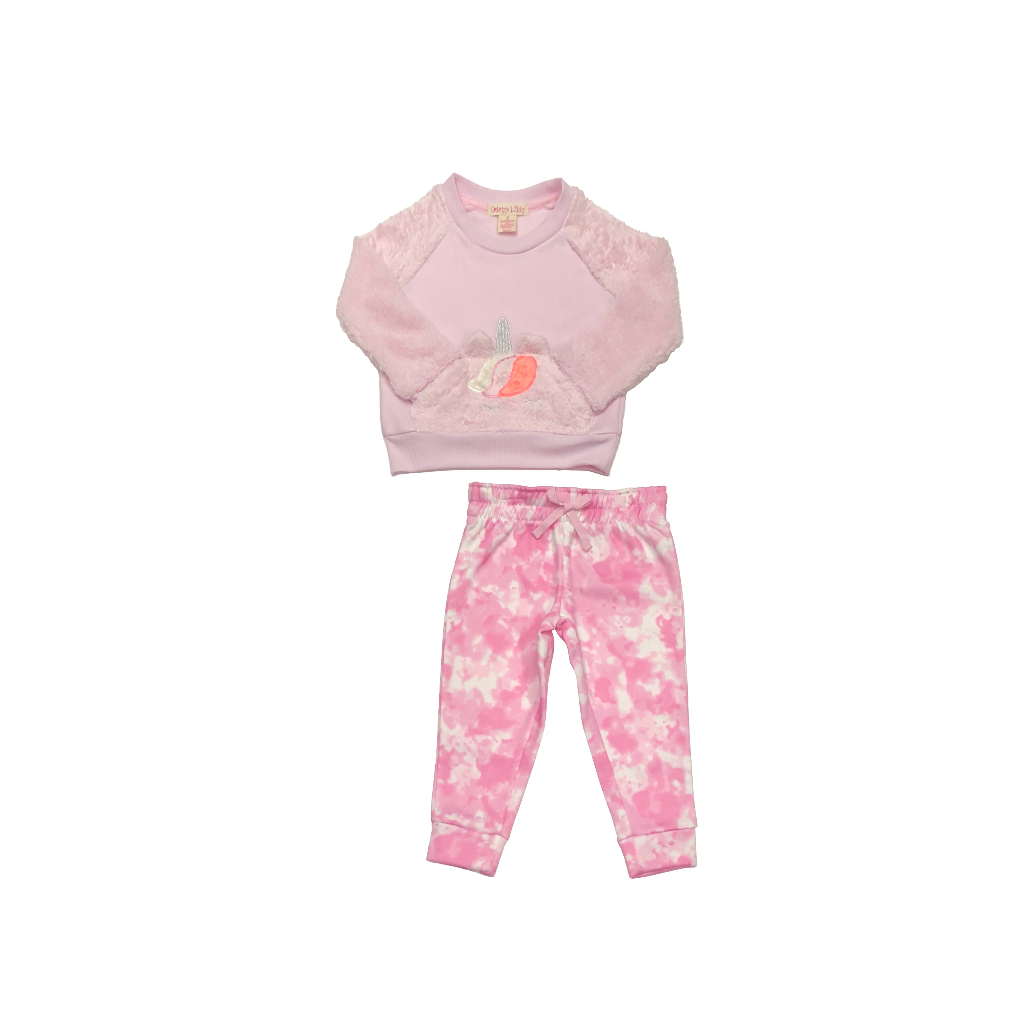 Girls Colette Lilly 2- Piece Legging Set