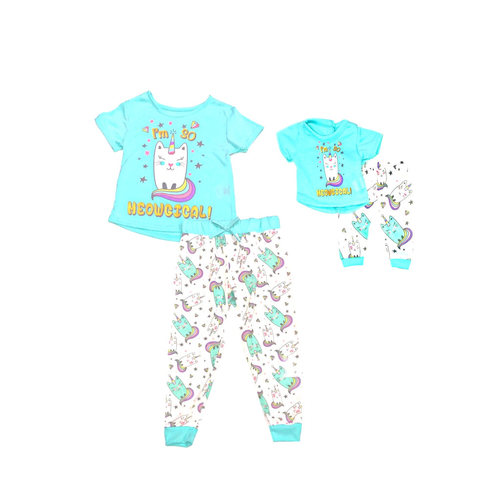 "deLIA""S Girl - BFF and  Me Jogger Pajama Set"