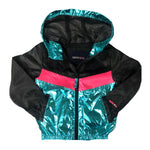 Load image into Gallery viewer, Limited Too - Metallic Spring Jacket