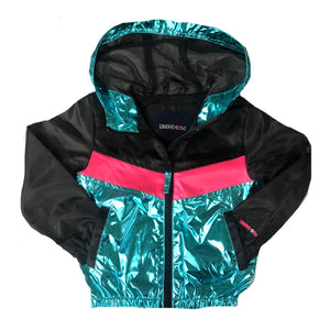 Limited Too - Metallic Spring Jacket