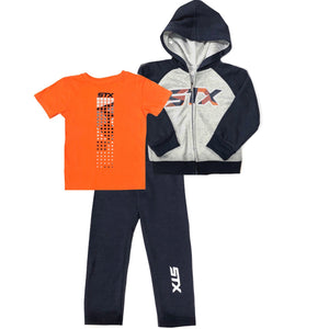Boys STX 3-Piece Jogger Set