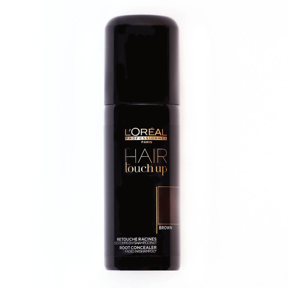 L'oréal Hair Touch Up - Brown 75ml