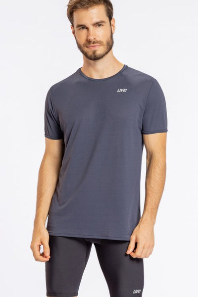 Essential Final Round T-Shirt-Navy
