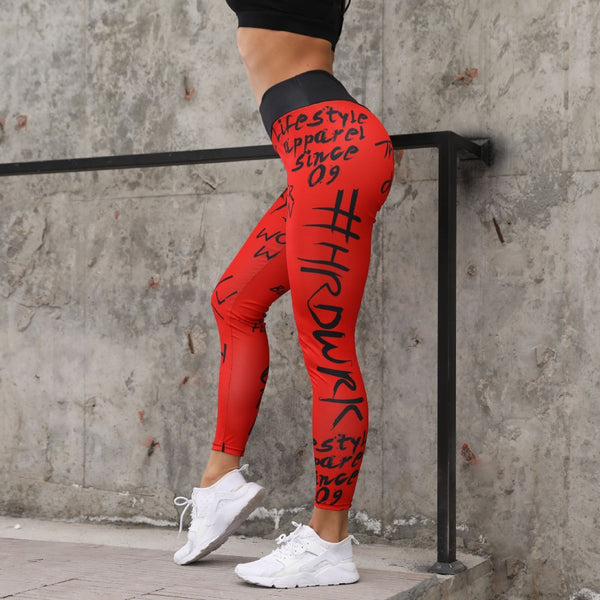 This legging is perfect for yoga & fitness enthusiasts. Designed to maximize comfort and minimize distraction. Wide waistband. Very flattering on the booty. If quality and style is your thing give this a try. A must for any undercover workout soldier.