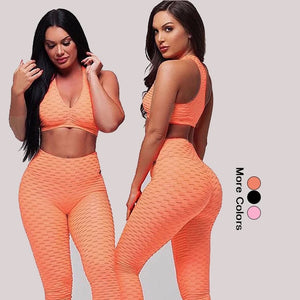 Anti-Cellulite Body Shaping Set-Orange
