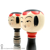 NEW! Kokeshi. Ltd Edition Colors. Rare Kokeshi by Takashi Kamata