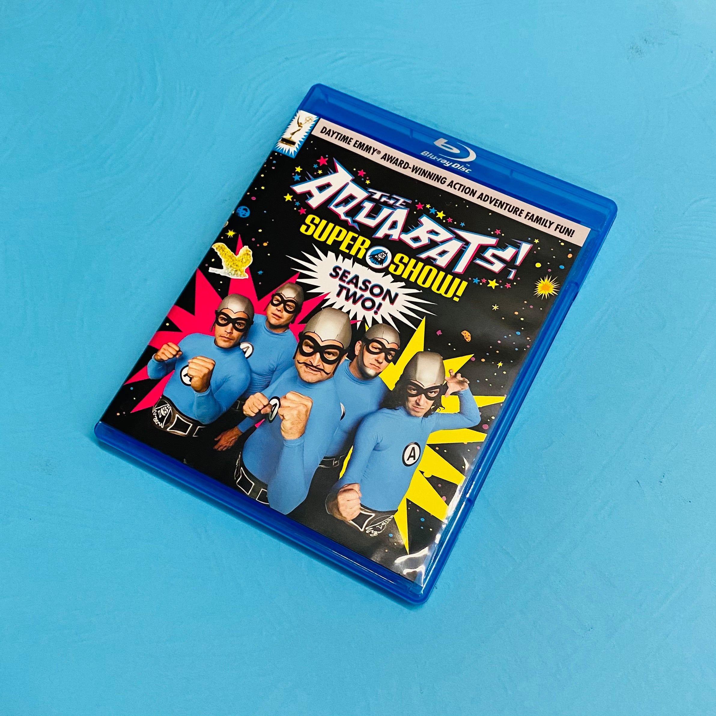 The Aquabats! Super Show! Season Two! Blu-ray!