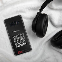 BMW Asshole Samsung Case
