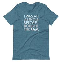 RAM Asshole Short-Sleeve Unisex T-Shirt