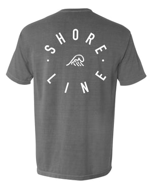 Shoreline Pocket Tee (Unisex)